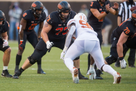 Another mock draft, another offensive lineman for the Chicago Bears