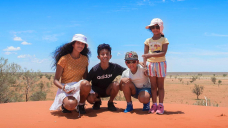 Why tourists braved the outback Queensland heat over summer