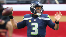 Russell Wilson heats up NFL's hot stove. The Seahawks wouldn't really trade their franchise QB, would they?