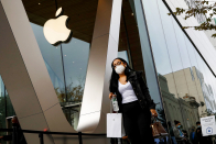 All Apple stores in U.S. open for business for first time since start of the pandemic
