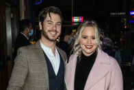 Inner Emmerdale star Amy Walsh's romantic party for beau Toby-Alexander Smith
