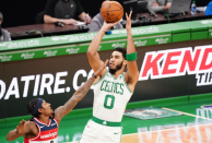 Jayson Tatum 'extremely angry' to start ASG with Bradley Beal next week