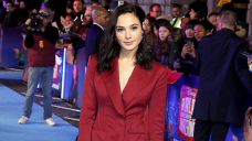 Gal Gadot Pregnant: Actress Unearths She's Ready for Toddler No. 3 With Candy Family Pic Cradling Her Bump