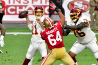 49ers shouldn't aim for reunion with Alex Smith