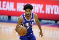 76ers believe NBA G League stint can be beneficial for Isaiah Joe