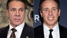 CNN's Chris Cuomo says he 'clearly' can't cover brother, New York Gov. Andrew Cuomo, amid allegations
