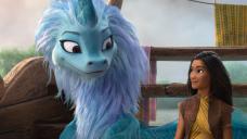 Why Awkwafina's casting as the awkward dragon Sisu in 'Raya and the Last Dragon' is pure Disney magic
