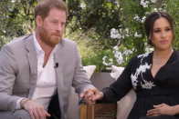 Piers Morgan slams Meghan and Harry's Oprah interview as 'terribly conceited'