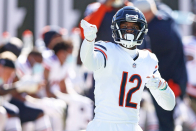 It sounds like the plan is to make sure Allen Robinson stays a Chicago Bear
