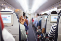 Consuming on board domestic flights is now forbidden