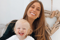 Stacey Solomon gives tour of baby Rex's very organised and stylish nursery