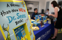 Six Dr. Seuss books taken out of publication due to 'offensive' content