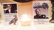 Estate of slain Hells Angels prospect who led double life split between spouses in court battle