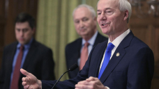 Arkansas governor signs Stand Your Ground bill into law