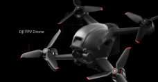 The DJI FPV offers up to 4K quality, < 28 ms latency, 10km transmission range with new V2 Goggles