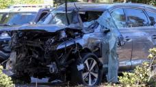 Dark box data from Woods car crash probed