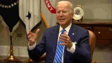 Biden applauds NASA team on Mars rover landing