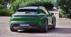 The 751bhp Porsche Taycan Scary Turismo Is The Final EV All-Rounder