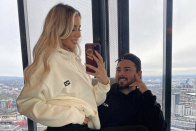 Olivia Attwood shares first glimpse inside new home she shares with Bradley