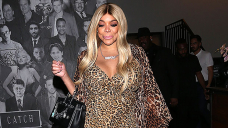 Wendy Williams Cuddles With Thriller Man & Sparks Unique Romance Hypothesis: We're 'Having Fun'