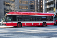 Liberals tap $2.75B in planned transit funding for electric buses