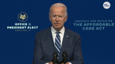Joe Biden has not yet held a press conference as president. Does that matter?