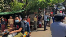 Myanmar protesters defy military coup leaders