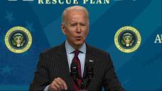 Poll: Most Americans back Biden's virus response