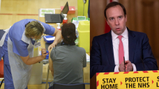 Deaths fall by 41% in past week as 40% UK adult population vaccinated | ITV News