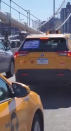 Taxi Drivers Join Pandemic-Stricken Workers in NYC Bridge Protests