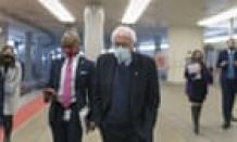 Sanders' minimal-wage effort looks doomed as Covid bill hits roadblocks