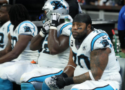 Inform: Chargers 'actively taking a phrase' former Panthers G Trai Turner