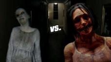 Silent Hills PT Vs Injurious Inside of Comparison