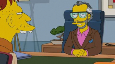 Albert Brooks Is Aid On The Simpsons, Right here is The First Observe