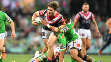 Roosters' Crichton inspired by Cordner