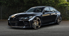 Manhart Will Give Your BMW M3/M4 600bhp And Many Gold Bits