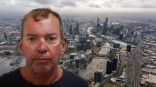 Registered sex offender Paul Kraft 'actively avoiding police' in Melbourne