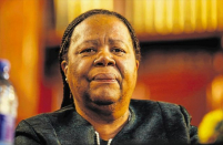 Pandor slams 'whingeing' MPs who criticised nomination of Cuban medics for Nobel prize