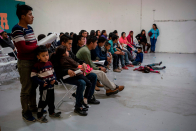 Migrant children are still being temporarily separated from relatives under Biden administration