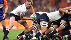 Powell at home with new Rebels rugby side