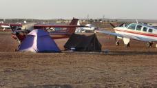 Birdsville Races outcry as council bans below-coast camping tradition