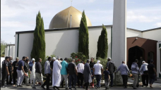 Trace from new Christchurch terror threat