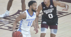 Kentucky Basketball earns 8 seed in SEC Tournament; will face Mississippi Advise Bulldogs