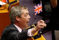 Brexiteer Nigel Farage steps down as leader of Reform UK