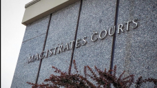 Tasmanian cop on assault, justice charges