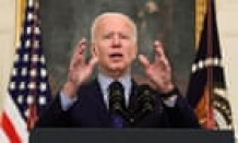 Biden hails 'massive step' as Senate passes $1.9tn coronavirus relief bill