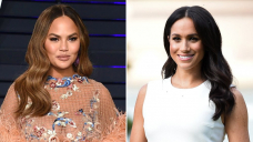 Chrissy Teigen Defends Buddy Meghan: They 'Also can honest no longer Discontinuance Till She Miscarries'