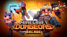 Minecraft Dungeons Is Getting Became Into Arcade Cupboard
