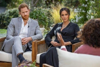Within mansion where 'Meghan Markle's bombshell Oprah interview took location'