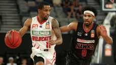 Wildcats crush Hawks in NBL Cup